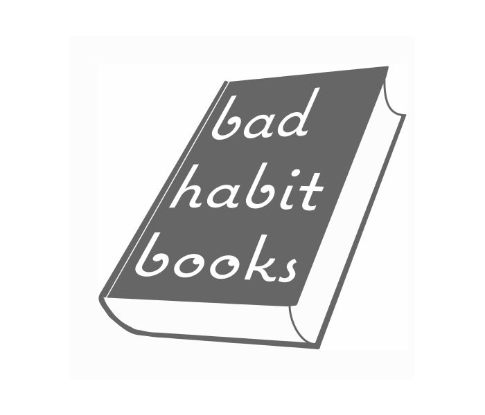 Bad Habit Books Logo